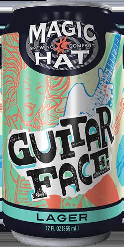 Guitar Face Can