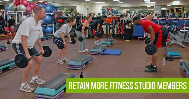 8 Ways to Retain More Fitness Studio Members