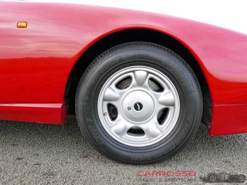 Aston Martin Virage 5.3 V8 RHD 1 Of 411 afbeelding 25
