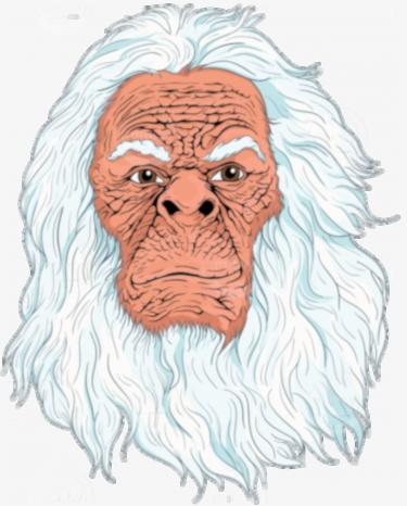 Old Yeti Sketch