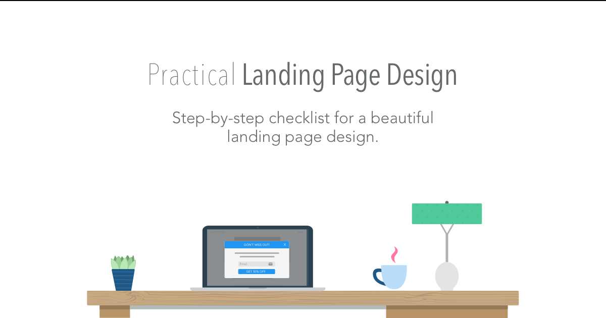 Ultimate Landing Page Design Checklist