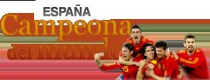 España: Campeona del Mundo