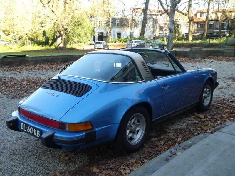 Porsche 911 3.0 SC Targa, Nederlandse auto, history compleet afbeelding 13