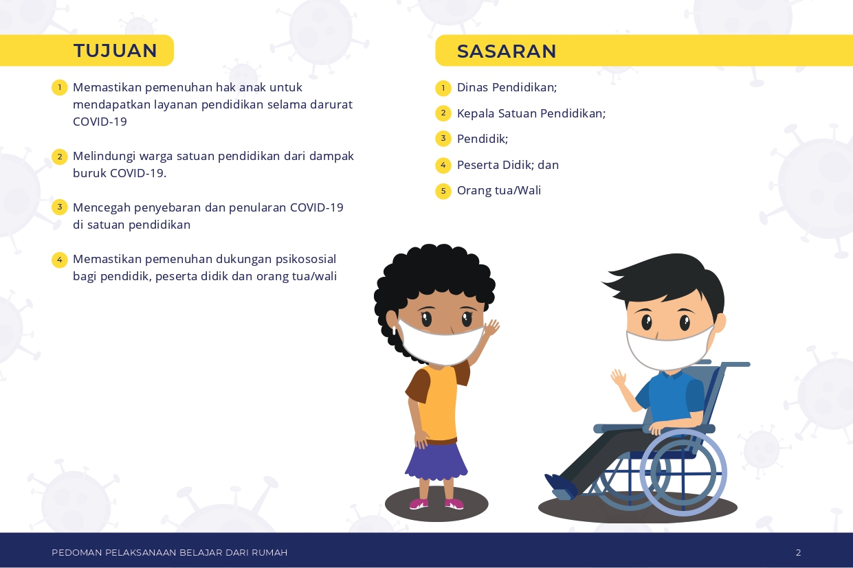 Infografis pedoman belajar dirumah 3