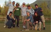 Snowboard Camp Team