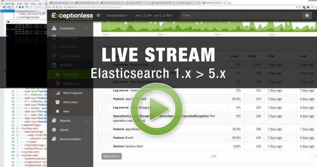 elasticsearch 1.x to 1.5 upgrade