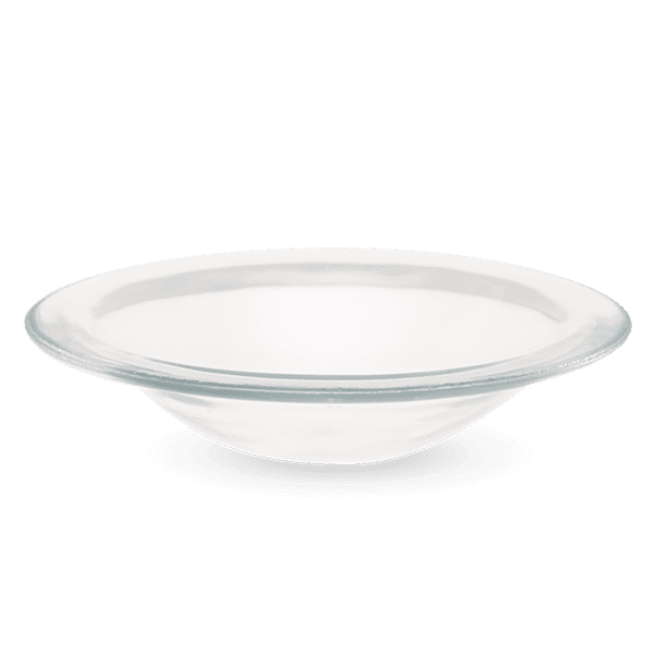 Small Glass Curve Dish