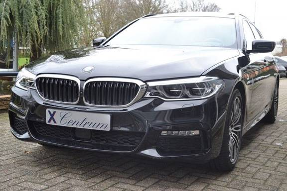 BMW 5 Serie touring 530d xDrive M sportpakket NW 110.000,-