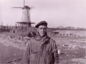 Guy de Montlaur, Oranje Molen - Novembre 1944