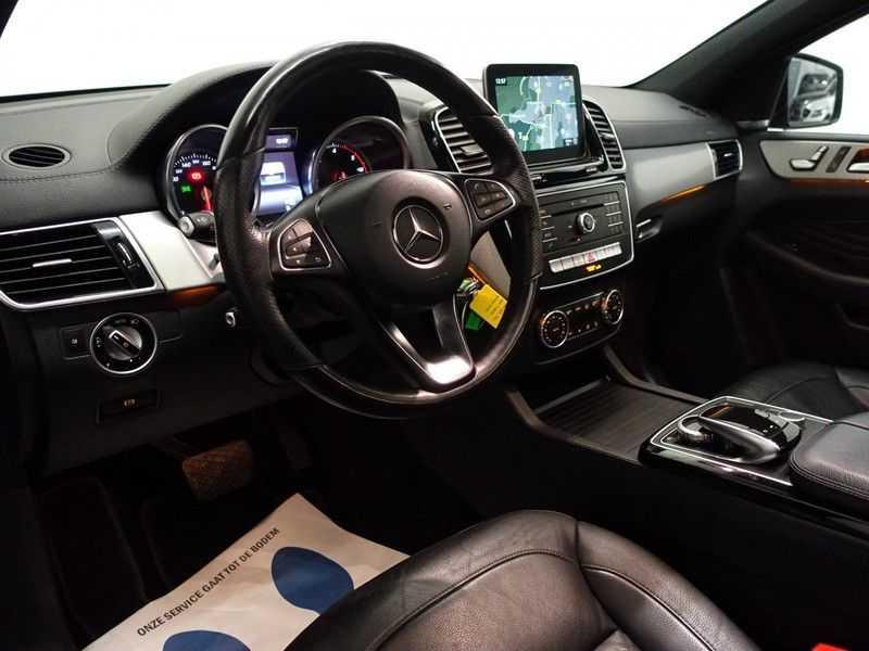 Mercedes-Benz GLE Coupé 350D AMG 4MATIC Pano, Harman/Kardon, 360 Camera, Full! afbeelding 9