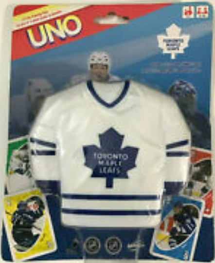 NHL Toronto Maple Leafs Uno