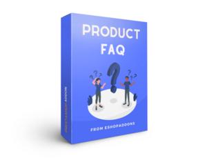 Products FAQ