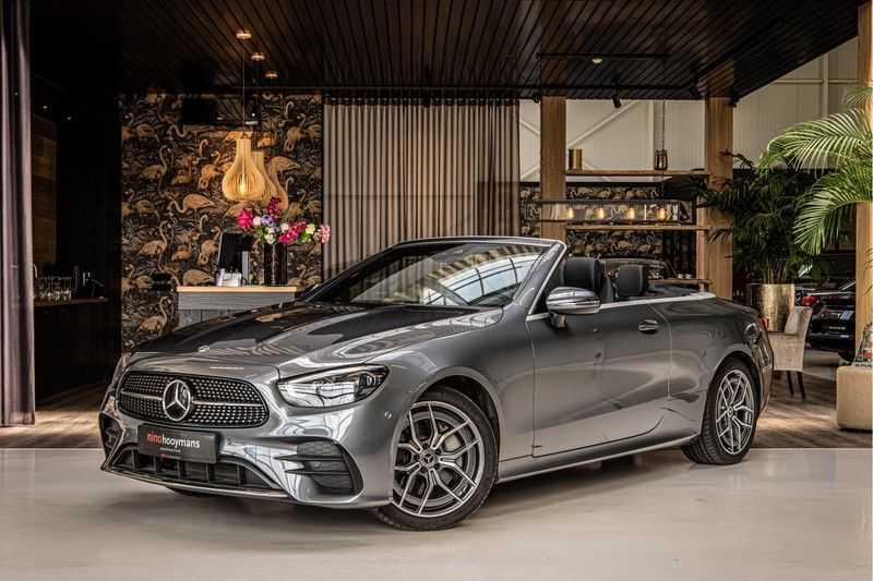Mercedes-Benz E-Klasse Cabrio 300 AMG   Nieuw Model!   Head-up Display   Memory   Drivers Package   afbeelding 8