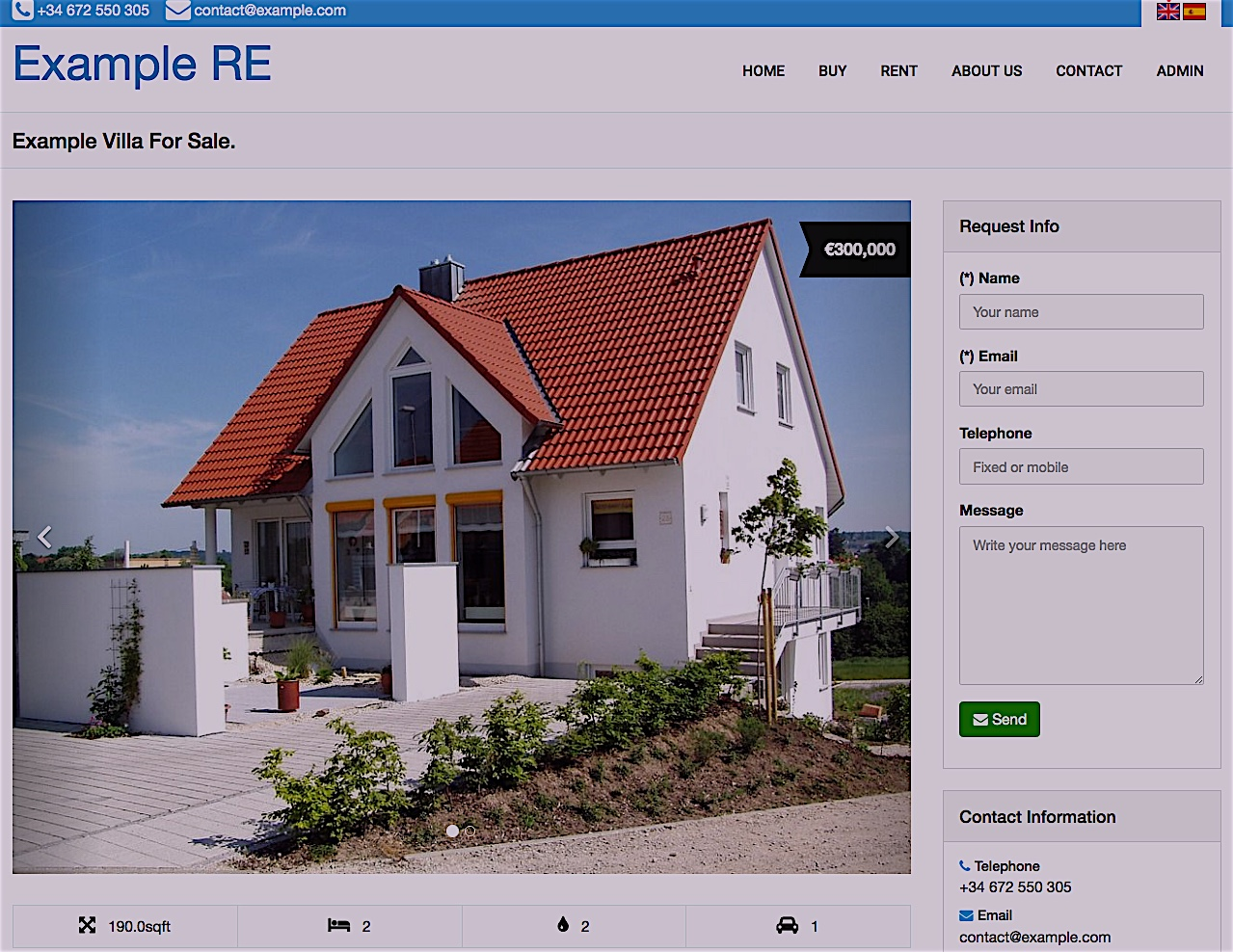 PropertyWebBuilder - Open Source software for creating real