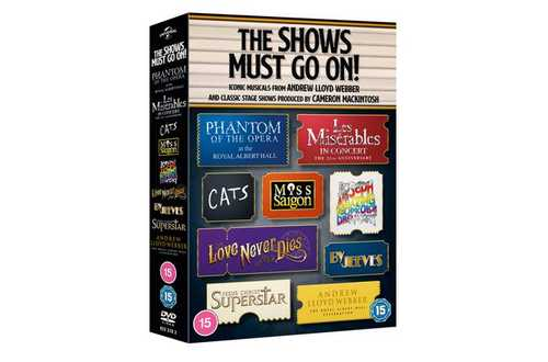 The Shows Must Go On! Ultimate Musicals Collection