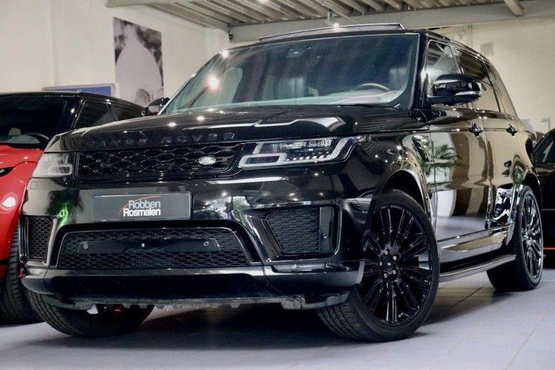 Land Rover Range Rover Sport 3.0 SDV6 HSE Dynamic |PANO|TV|TRKHK afbeelding 2