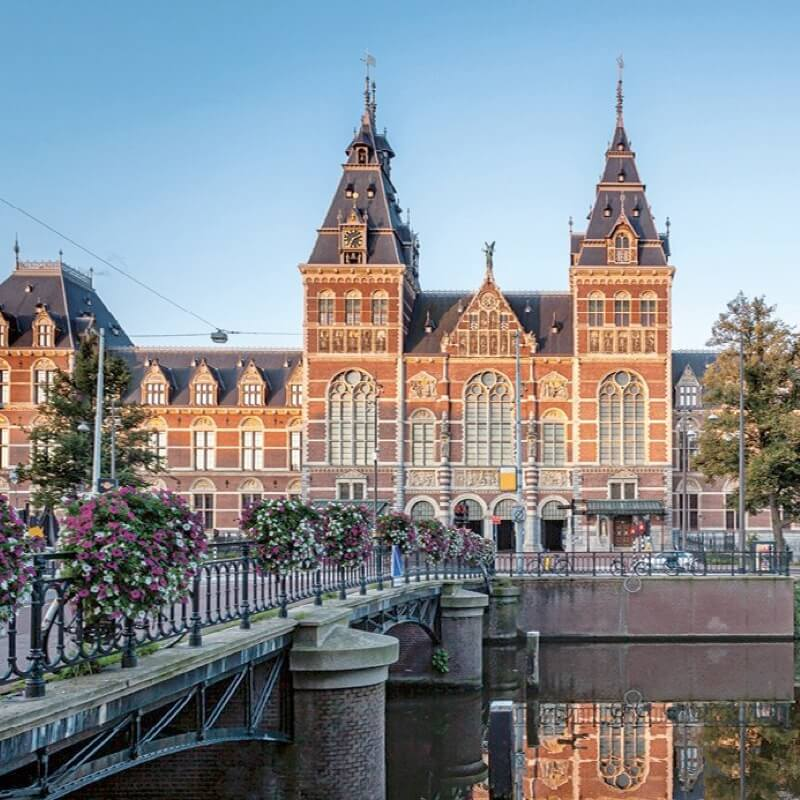 Join us at ECCMID 2019 in Amsterdam, 13 - 16 April 2019