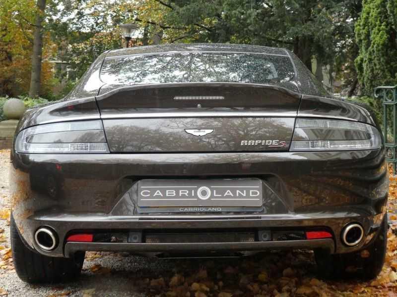 Aston Martin Rapide S 6.0 V12 afbeelding 16