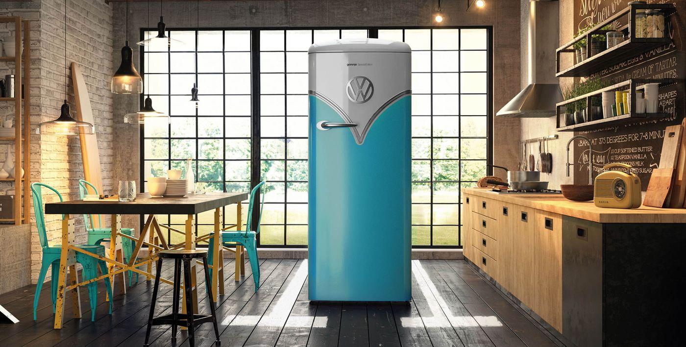 VW Refrigerator
