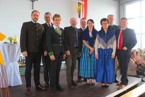 GINTHÖR LANDTECHNIK IN SAXEN (UPPER AUSTRIA) OPENS NEW HEAD OFFICE