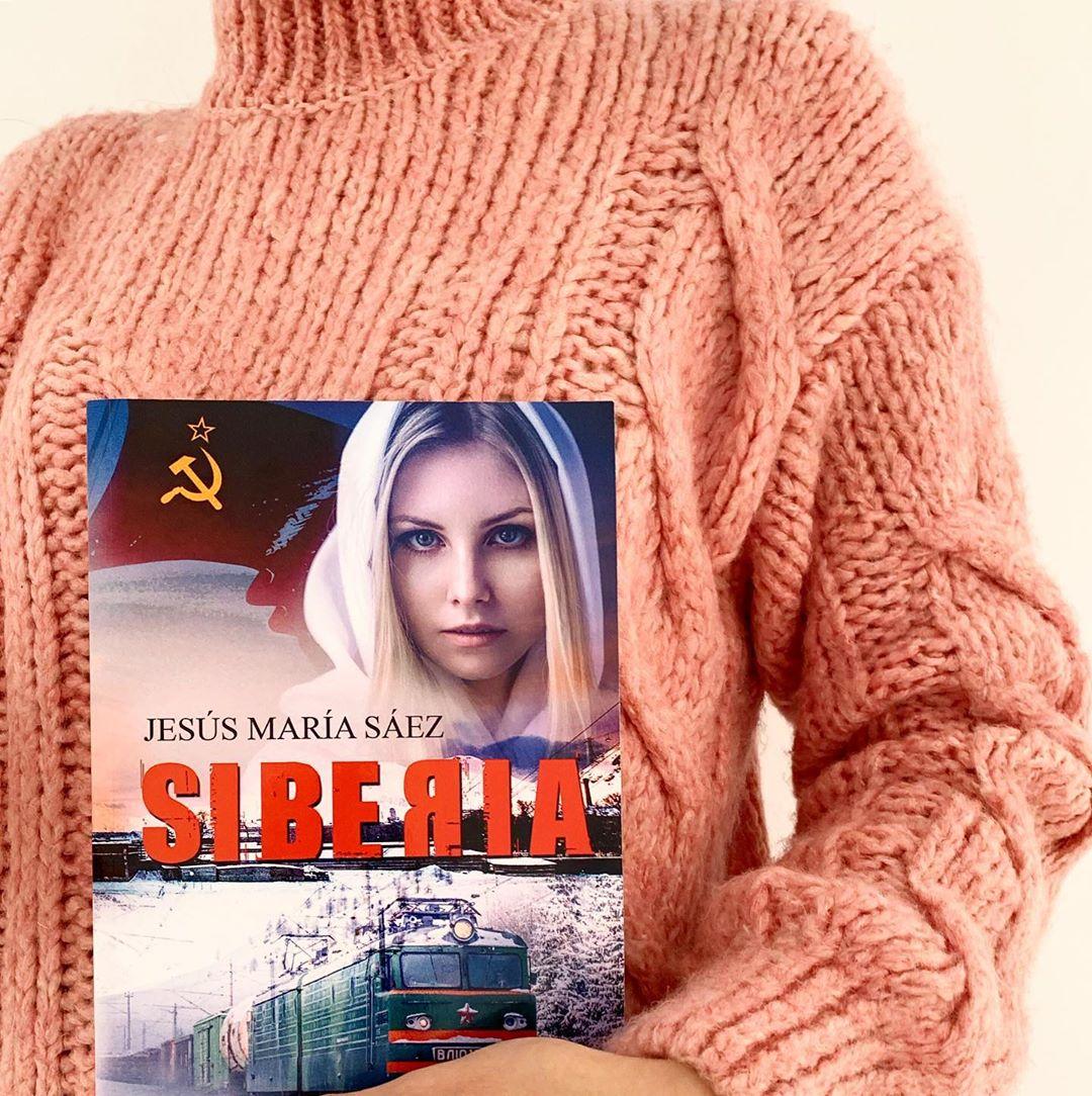 """Imagen de Reseña de """"Siberia"""", de Jesús María Sáez"""