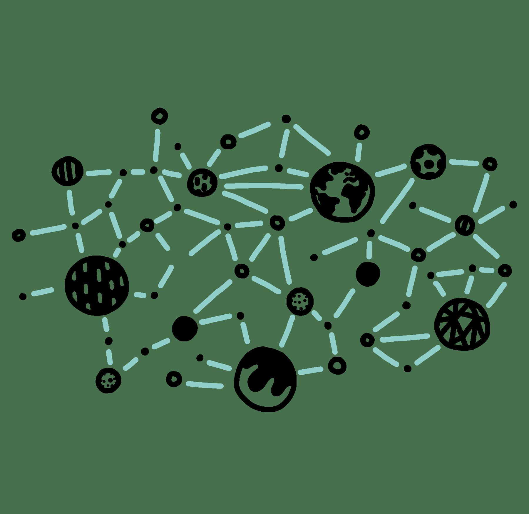 NN Beziehungen Intro Netzwerk