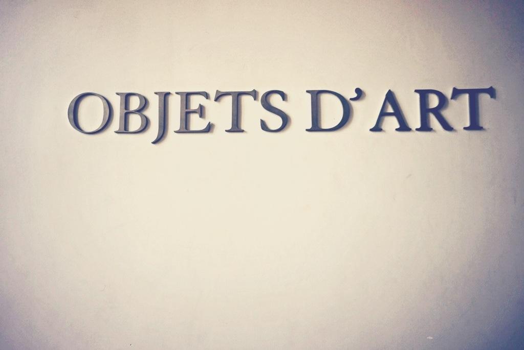 Objets d'Arte