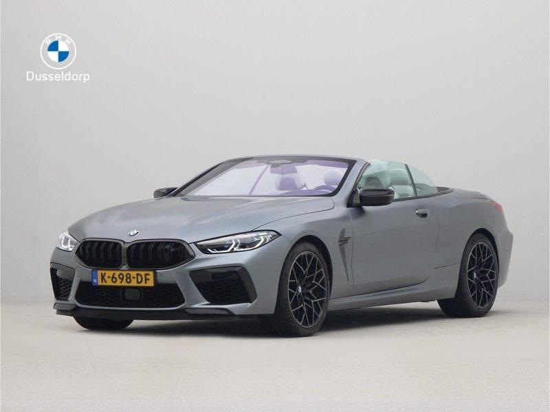 BMW M8 M8 Competition Pack Bezichtiging op Afspraak !!! afbeelding 1