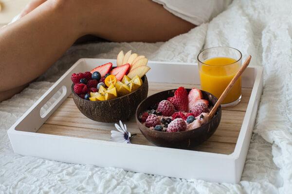 sorpresa desayuno mama