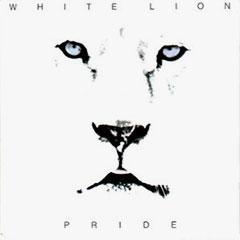White Lion Pride album cover