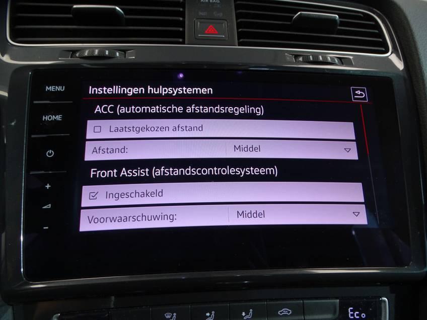 Volkswagen e-Golf e-Golf Marge! LED Navigatie Clima Cruise Warmtepomp Virtual CP Camera *tot 24 maanden garantie (*vraag naar de voorwaarden) afbeelding 16
