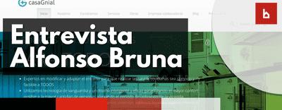 Entrevista a Alfonso Bruna – Director Técnico de casaGnial