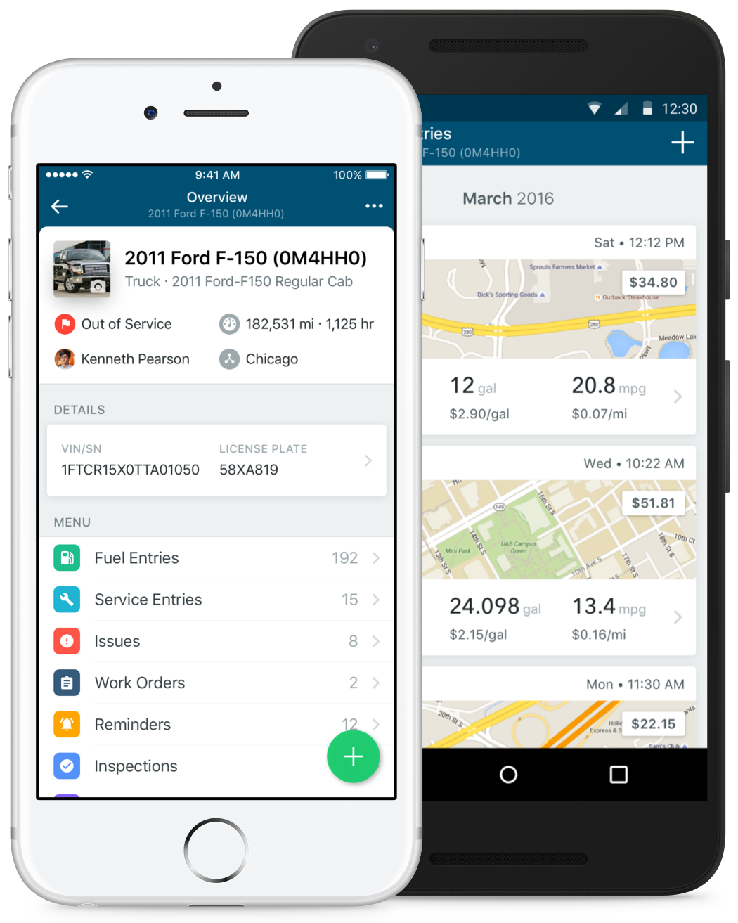 Fleetio Go Mobile Fleet Management App For Ios And Android