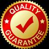 quality guarantee icon logo