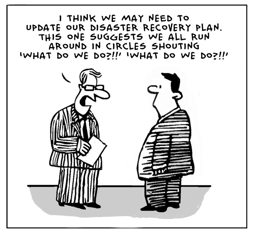 New disaster plan