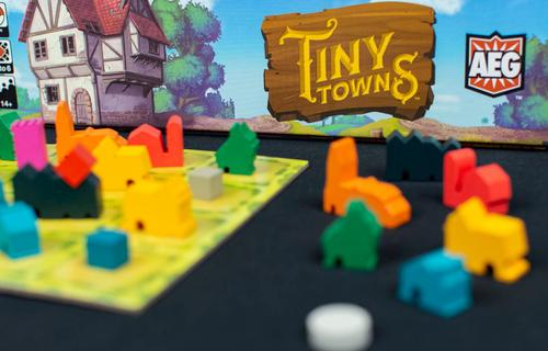 Amikor Liliput megelevenedik előtted: Tiny Towns