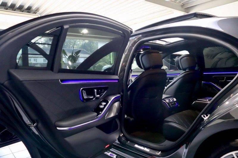 Mercedes-Benz S-Klasse 350d 4Matic Lang AMG Line  VOL Meedraaien as  afbeelding 13
