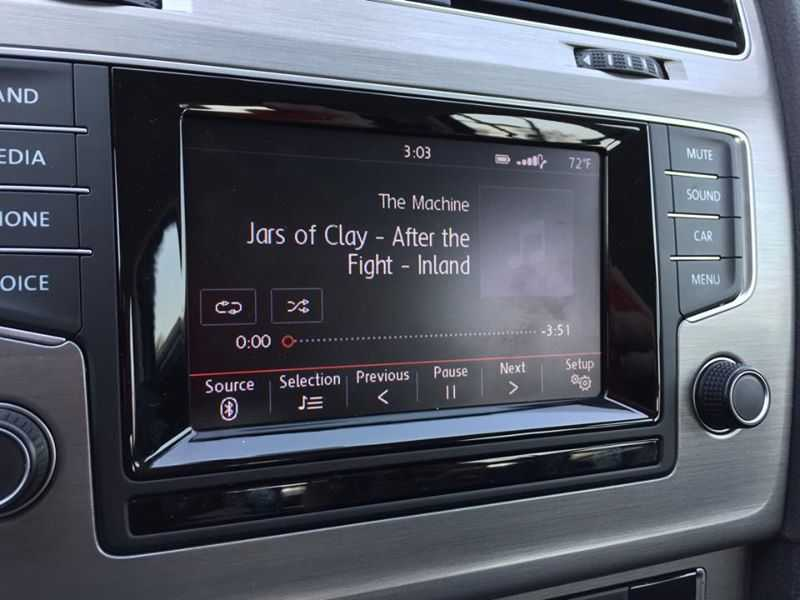 Listening to your station in the car is very cool.