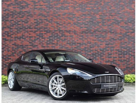 Aston Martin Rapide 6.0 V12 *Bang&Olufsen*