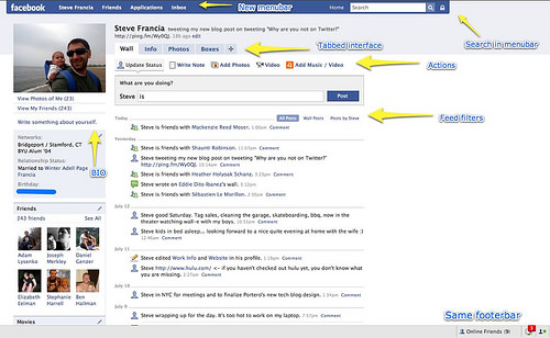 New Facebook 2 Profile