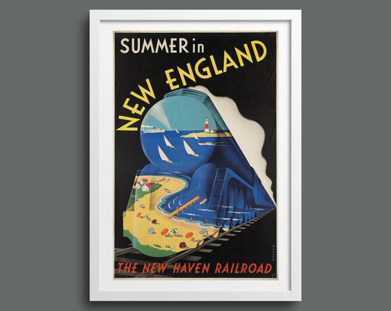 Summer in New England