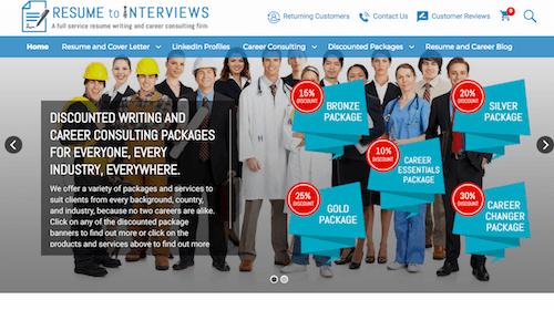 ResumeToInterviews.com