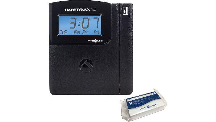 TTEZ Swipe Card Time Clock