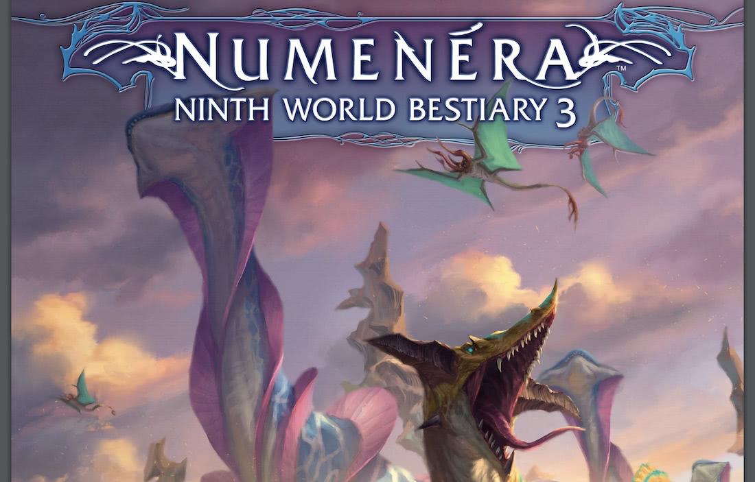 Numenera Bestiary 3 Preview