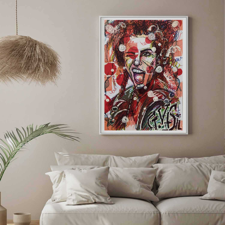 Fanta Limited Art Print