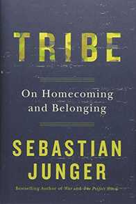 Tribe: On Homecoming and Belonging Cover