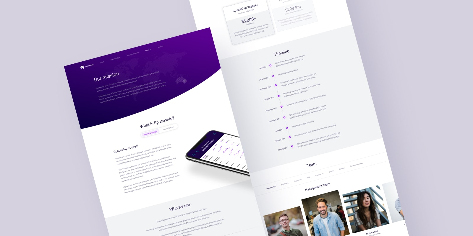 Spaceship case study feature image