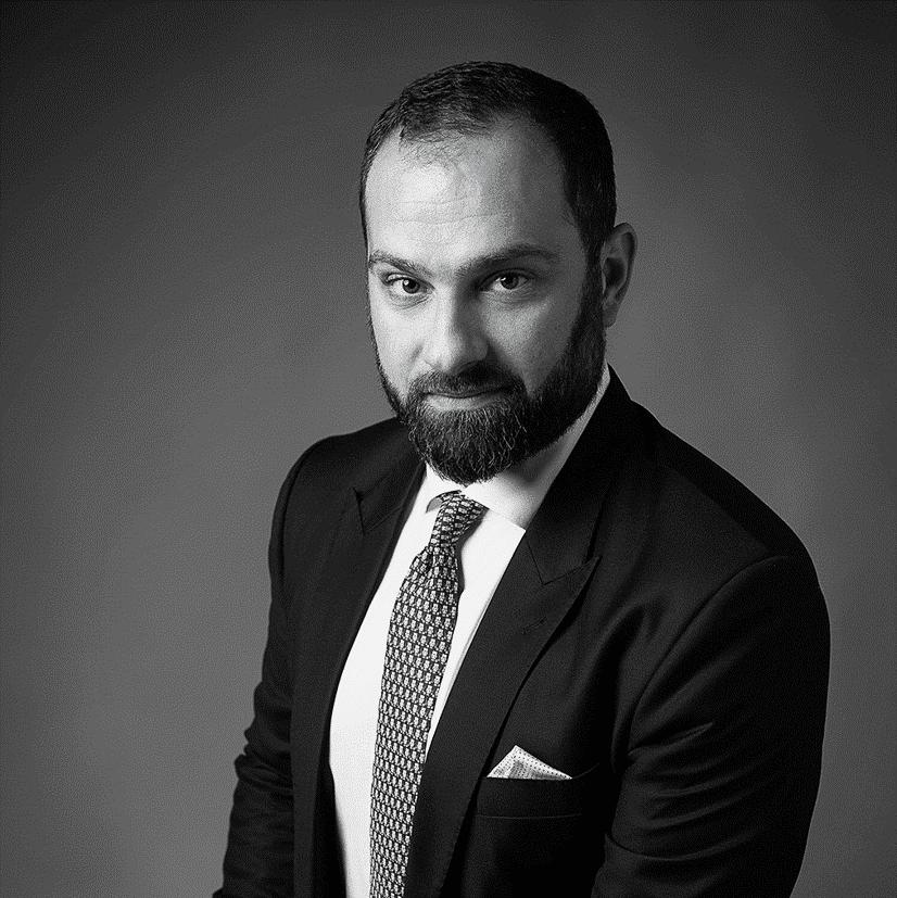 Marlin Hawk Dubai's Client Partner Zak Marar