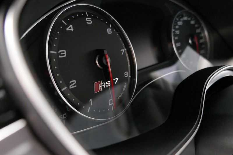 Audi RS7 Sportback A7 4.0 TFSI quattro Pro Line plus B&O - Ceramic brakes afbeelding 16