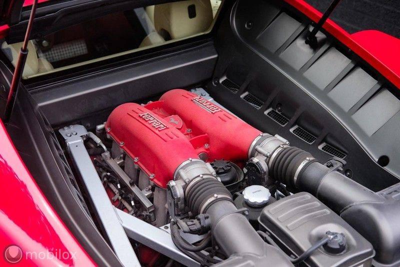 Ferrari F430 4.3 V8 | F1 | Rosso Scuderia afbeelding 16